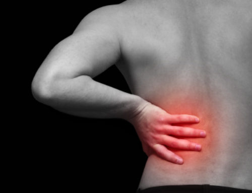 A Burlington Ontario Chiropractor With Back Pain