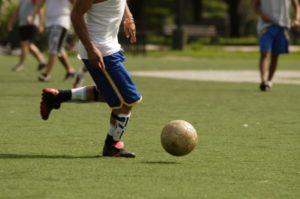Soccer Warm Up