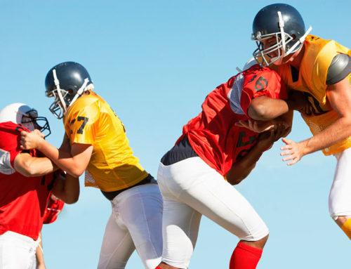 A Common Football Injury – Burner / Stinger