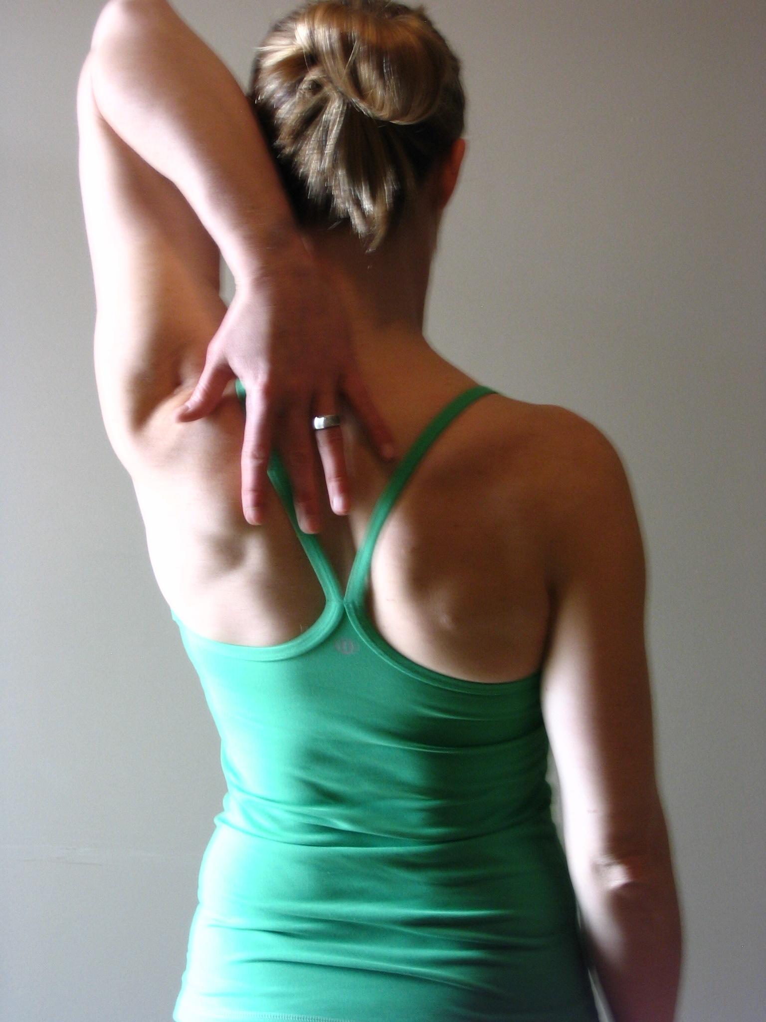 shoulder test