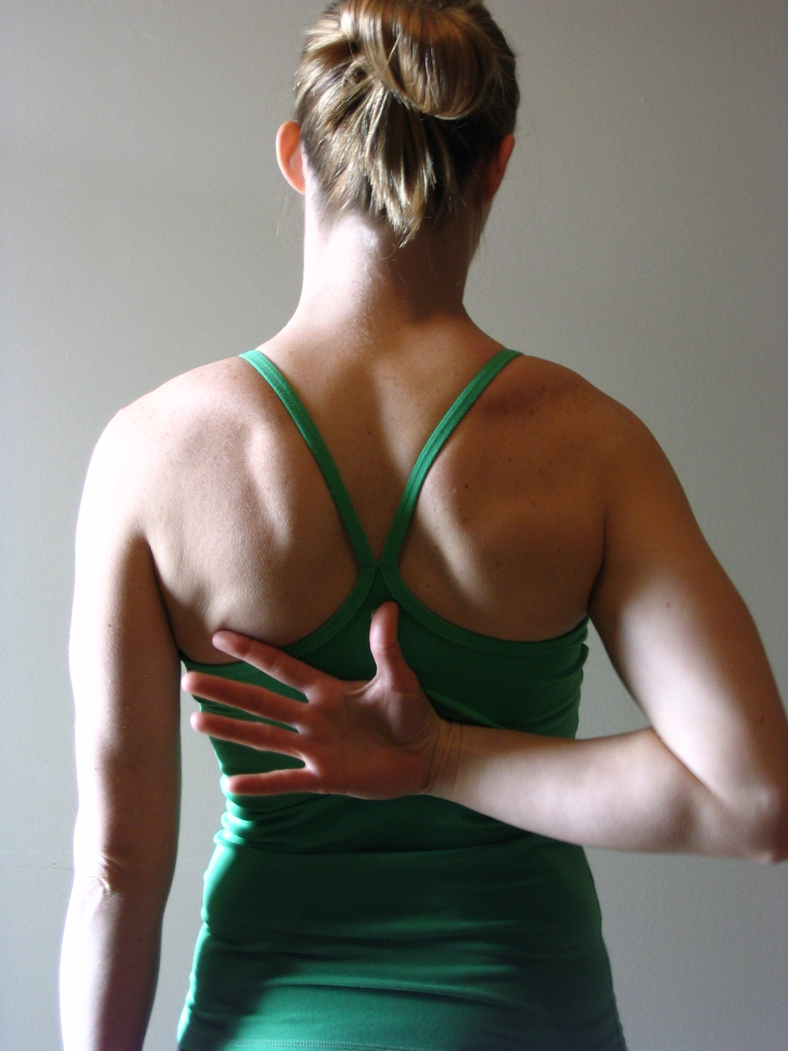 shoulder flexibility