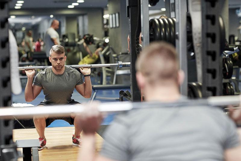 squat exercise technque