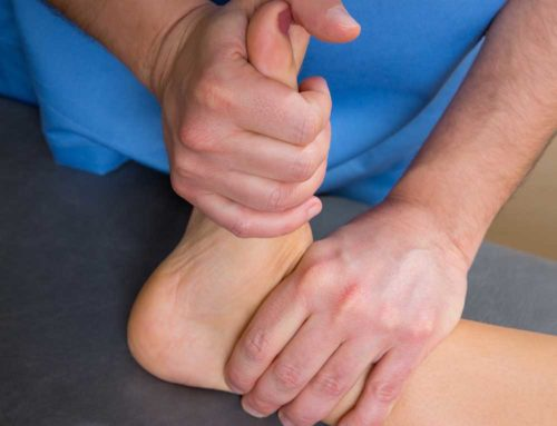 Foot Drop Diagnosis and Treatment
