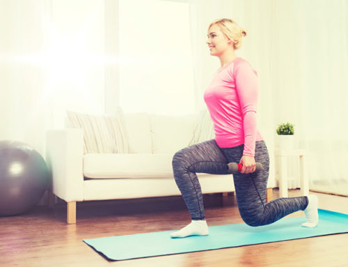 Tips for Working and Exercising at Home During the Pandemic