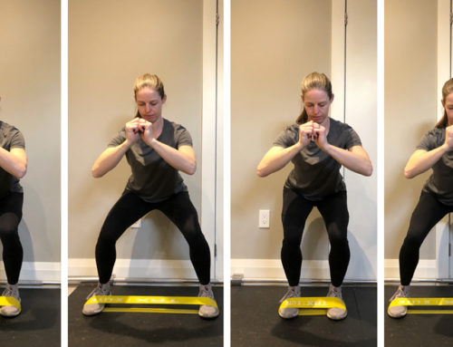 Hip Strengthening Exercise