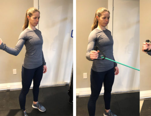 One Strategy for Shoulder Pain